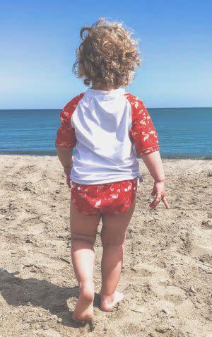 Award-Winning Children's book — Nageuret Infant Reusable Swim Diaper