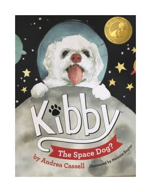 Award-Winning Children's book — Kibby the Space Dog?