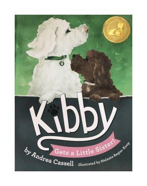 Award-Winning Children's book — Kibby Gets a Little Sister!