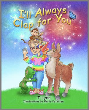 Award-Winning Children's book — I'll Always Clap For You