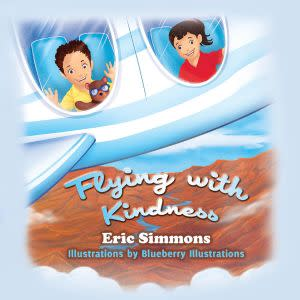 Award-Winning Children's book — Flying With kindness