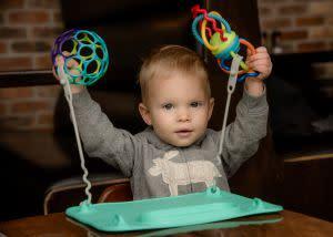 Award-Winning Children's book — Busy Baby Mat