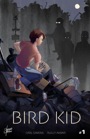 Award-Winning Children's book — Bird Kid