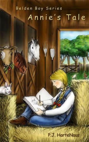 Award-Winning Children's book — Annie's Tale