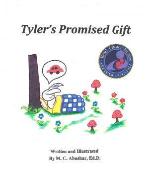 Award-Winning Children's book — Tyler's Promised Gift