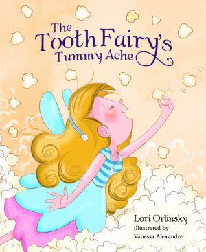 Award-Winning Children's book — The Tooth Fairy's Tummy Ache