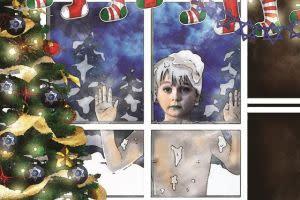 Award-Winning Children's book — The Little Snow Boy