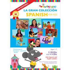 Award-Winning Children's book — Spanish for Kids: LA GRAN COLECCIÓN
