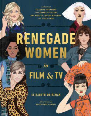 Award-Winning Children's book — Renegade Women in Film & TV
