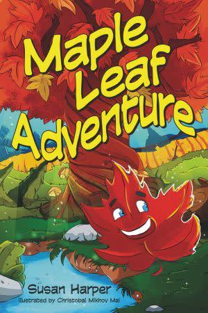 Award-Winning Children's book — Maple Leaf Adventure