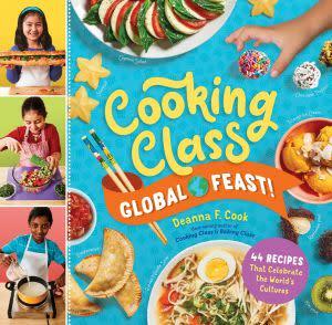 Award-Winning Children's book — Cooking Class Global Feast!