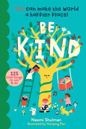 Award-Winning Children's book — Be Kind
