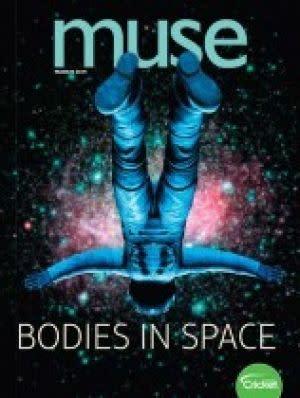 Award-Winning Children's book — Muse Magazine