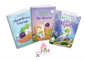 Award-Winning Children's book — Magelica's Voyage Gift Set