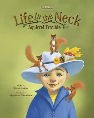 Award-Winning Children's book — Life in the Neck Squirrel Trouble