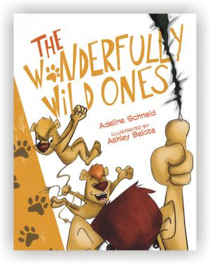 Award-Winning Children's book — The Wonderfully Wild Ones