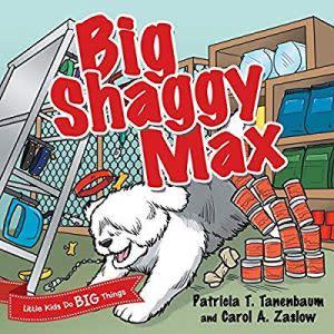 Award-Winning Children's book — Big Shaggy Max