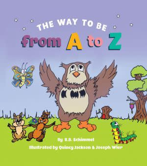 Award-Winning Children's book — The Way To Be from A to Z