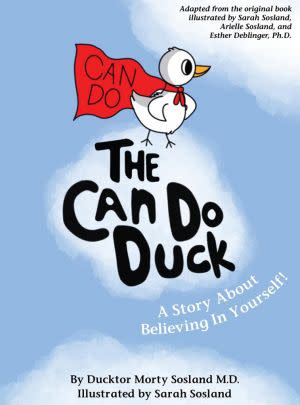 Award-Winning Children's book — The Can Do Duck: A Story About Believing In Yourself