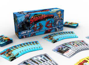 Award-Winning Children's book — Super Powered Smash Masters