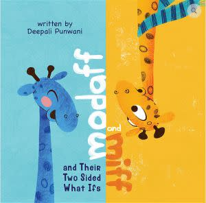 Award-Winning Children's book — Modaff and Miff and Their Two Sided What Ifs