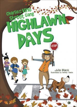 Award-Winning Children's book — Charlie & the Vine Street Gang: Highlawn Days