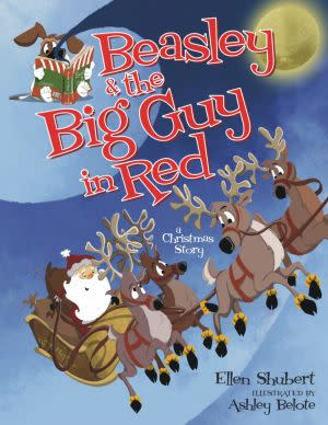 Award-Winning Children's book — Beasley & the Big Guy in Red