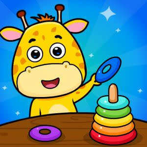 Award-Winning Children's book — Toddler Games for 2 and 3 Year Olds