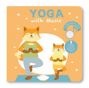 Award-Winning Children's book — YOGA WITH MUSIC