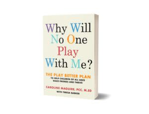 Award-Winning Children's book — Why Will No One Play with Me?
