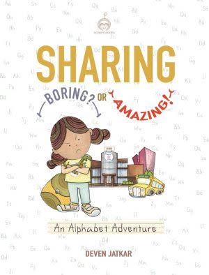 Award-Winning Children's book — Sharing... Boring? Or Amazing!