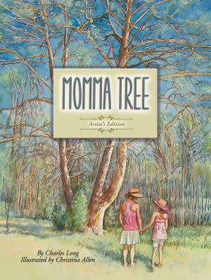 Award-Winning Children's book — Momma Tree