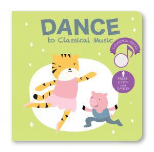 Award-Winning Children's book — DANCE