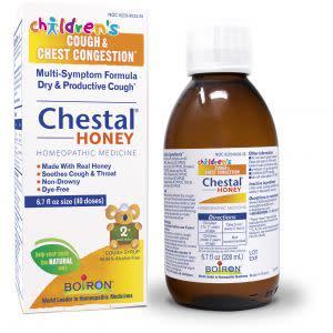 Award-Winning Children's book — Children's Chestal Honey Cough Syrup