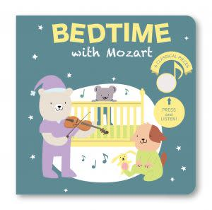 Award-Winning Children's book — BEDTIME WITH MOZART