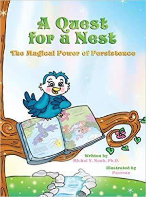 Award-Winning Children's book — A Quest for a nest
