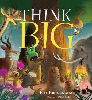 Award-Winning Children's book — Think Big