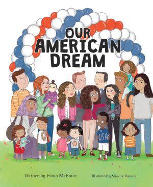 Award-Winning Children's book — Our American Dream