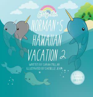 Award-Winning Children's book — NORMAN'S HAWAIIAN VACATION 2