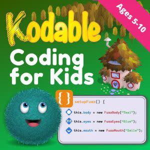 Award-Winning Children's book — Kodable