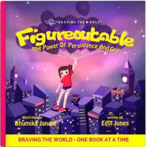 Award-Winning Children's book — Figureoutable
