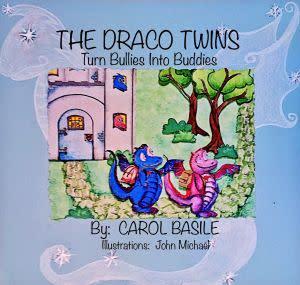 Award-Winning Children's book — The Draco Twins Turn Bullies into Buddies
