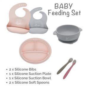 Award-Winning Children's book — Kcuina Baby Feeding Set