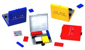 Award-Winning Children's book — Mondrian Blocks