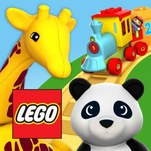 Award-Winning Children's book — LEGO® DUPLO® WORLD