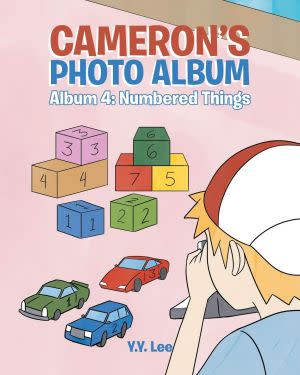 Award-Winning Children's book — Cameron's Photo Album Series (Album 4 - 6)