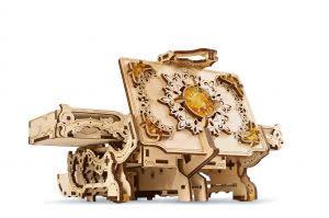 Award-Winning Children's book — UGears Wooden Mechanical Model Amber Box