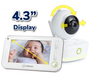 Award-Winning Children's book — Bebcare Motion Video Monitor with 4.3