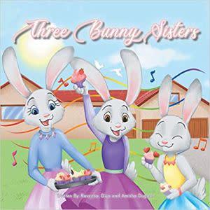 Award-Winning Children's book — Three Bunny Sisters