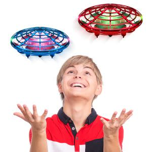 Award-Winning Children's book — SCOOT DUO FLYING BALL DRONES WITH MOTION SENSOR TECHNOLOGY 2PK